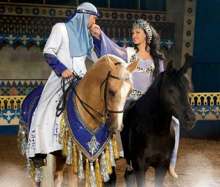 Arabian Nights New Show