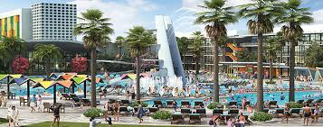 Universal Studios Cabana Bay Beach Resort